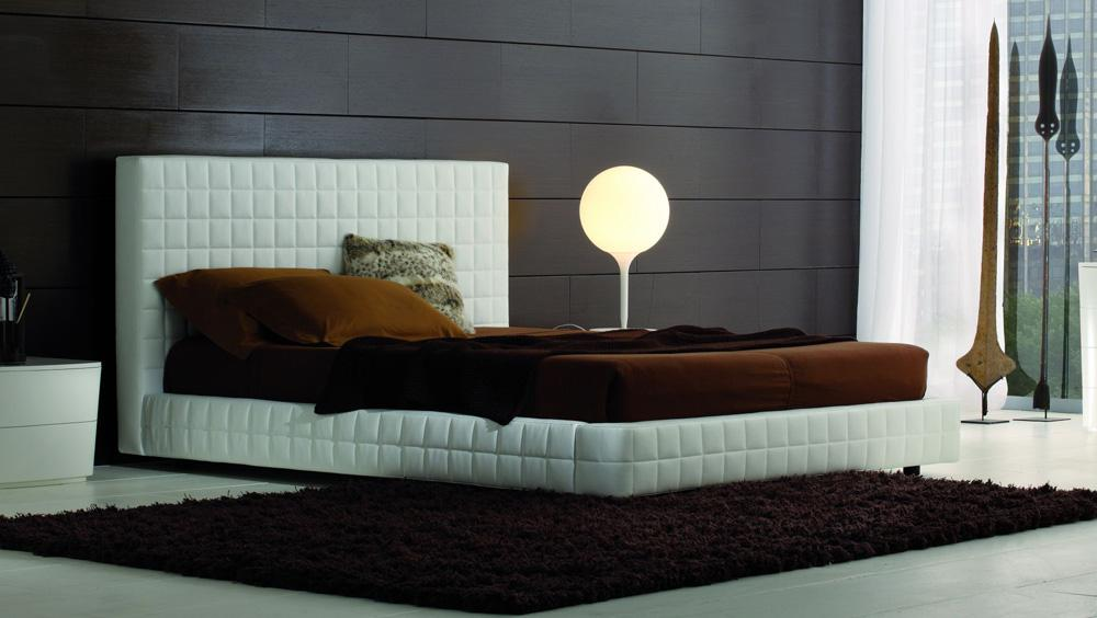 Alix Platform Bed by Rosetto