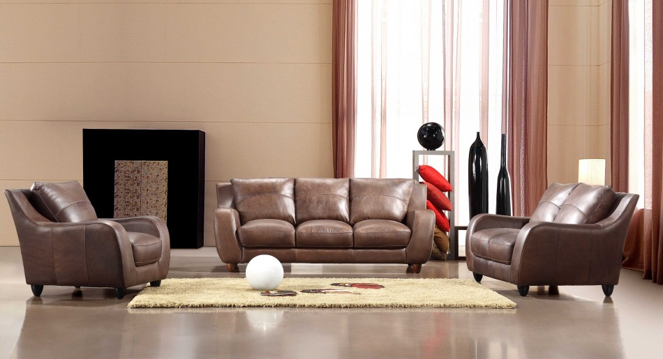 Do You Know That The Brown Hue Indicates Permanence And Security? Perhaps  Those Who Chose To Have Their Living Room Walls In Brown Do Not Even Know  This.