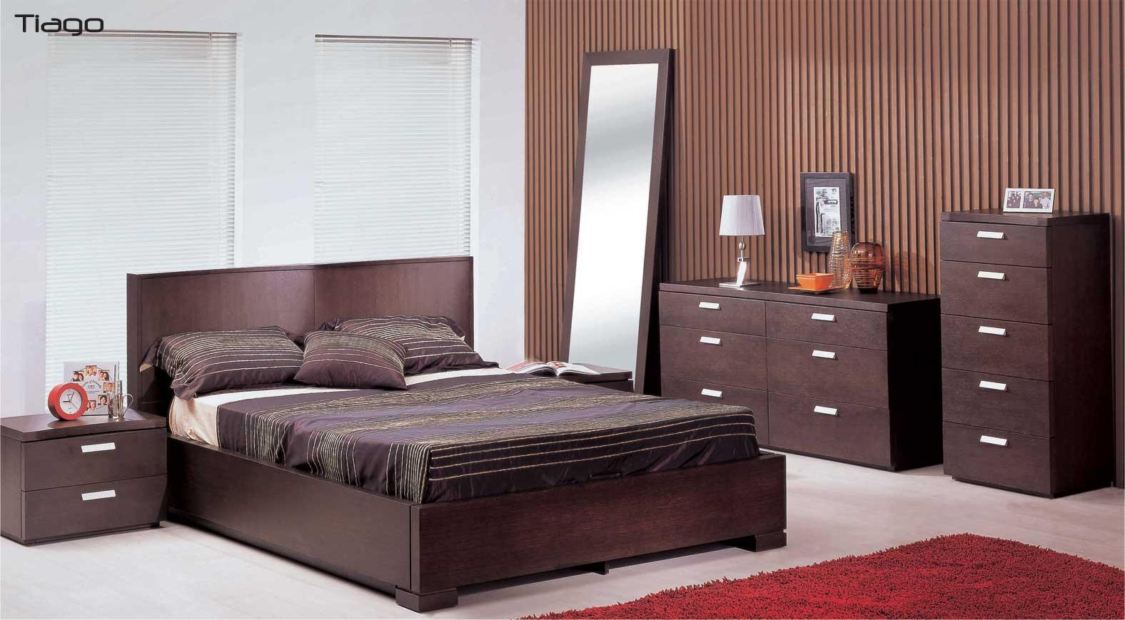 Furniture for a Brown-Themed Bedroom - LA Furniture Blog