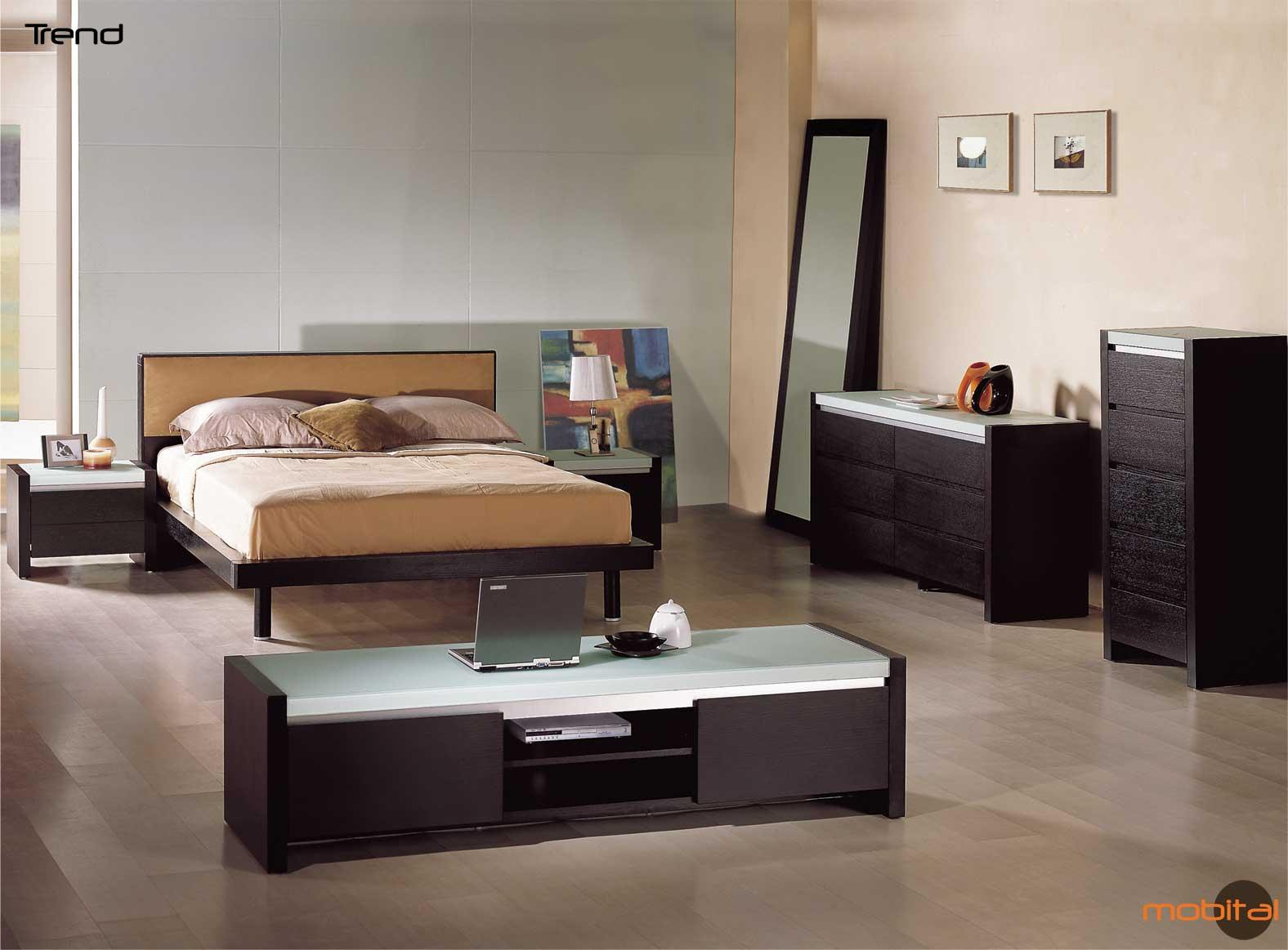 Decorating your man s bedroom la furniture blog for Mens bedroom furniture set