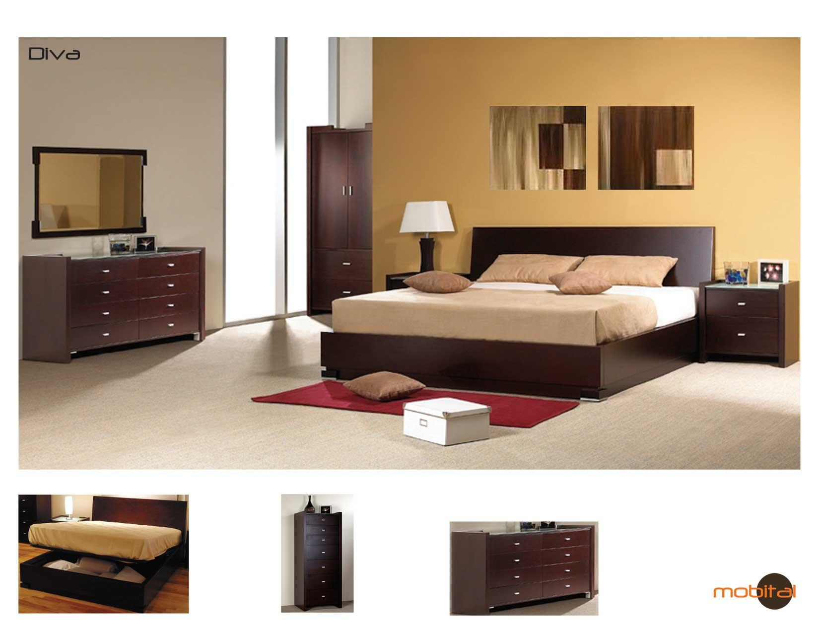 The practical side of bedroom furniture doubling up as for Furniture catalogue