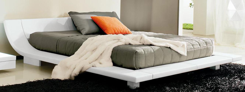 Plaza Modern Platform Bed