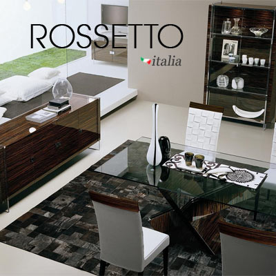 high quality luxury affordable modern furniture from Rosetto.