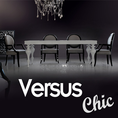 high end ultra chic furniture