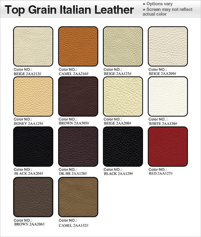 Ev Vig Furniture Leather Swatch Samples